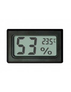 Thermometer higrometer LCD