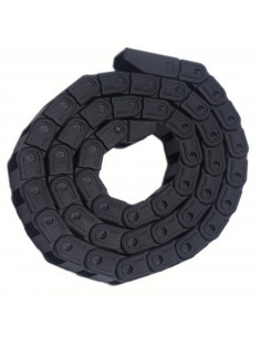 Cable track chain 10x30mm 1m