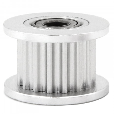 Toothed idler 6mm belt - 16 tooth - 3mm ID
