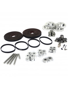 Timing belts and pulleys kit for VORON 2.4 - 300x300