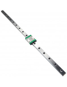 BMN9R (MGN9H) linear rail 400mm with carriage