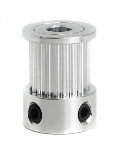 Remake3D pulley 20 tooth 10mm ID 5mm